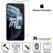 Protège écran Tm Concept Verre trempé - Apple iPhone 11 Pro Max