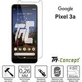 Protège écran Tm Concept Verre trempé pour Google Pixel 3A