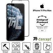 Protège écran Tm Concept Verre trempé intégral iPhone 11 Pro Max