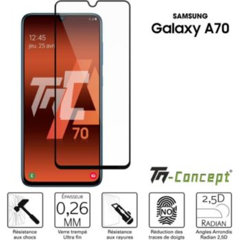 Tm Concept Verre trempé - Samsung Galaxy A70
