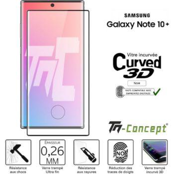 Tm Concept Verre trempé 3D Samsung Galaxy Note 10+