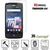 Protège écran Tm Concept Verre trempé pour Crosscall Trekker X4