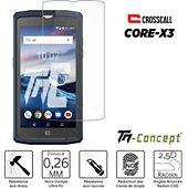 Protège écran Tm Concept Verre trempé pour Crosscall Core X3