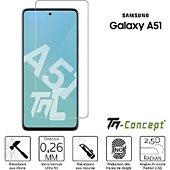 Protège écran Tm Concept Verre trempé pour Samsung Galaxy A51