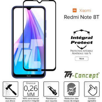 Tm Concept Verre trempé pour Xiaomi Redmi Note 8T