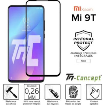 Tm Concept Verre trempé Xiaomi Mi 9T / 9T Pro Noir