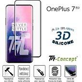 Protège écran Tm Concept Verre trempé 3D - OnePlus 7 Pro - Noir