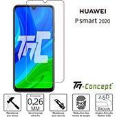 Protège écran Tm Concept Verre trempé pour Huawei P Smart 2020