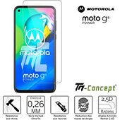 Protège écran Tm Concept Verre trempé pour Motorola Moto G8 Power