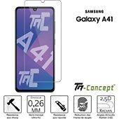 Protège écran Tm Concept Verre trempé pour Samsung Galaxy A41