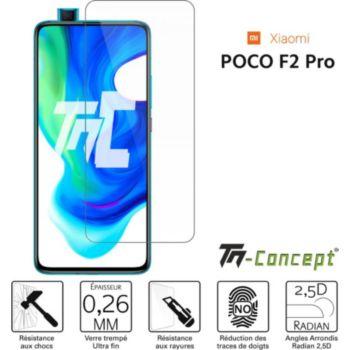 Tm Concept Verre trempé pour Xiaomi Poco F2 Pro