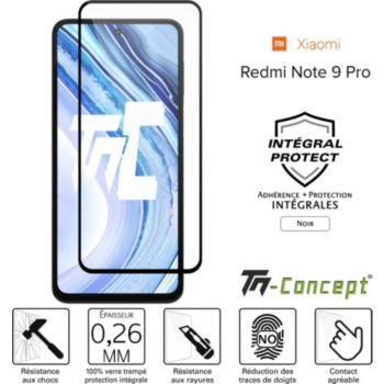 Tm Concept Verre trempé Xiaomi Redmi Note 9 Pro