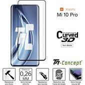 Protège écran Tm Concept Verre trempé 3D - Xiaomi Mi 10 / 10 Pro