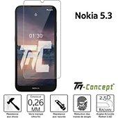 Protège écran Tm Concept Verre trempé pour Nokia 5.3 TM Concept®