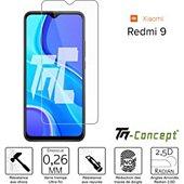 Protège écran Tm Concept Verre trempé Xiaomi Redmi 9 - TM Concept