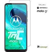 Protège écran Tm Concept Verre trempé Motorola Moto G8 TM Concept