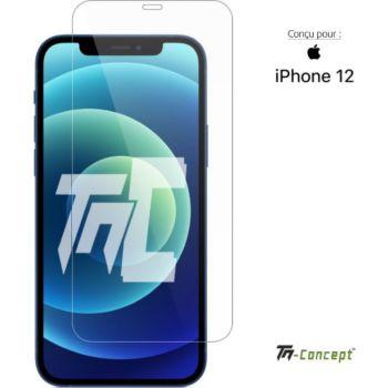 Tm Concept Verre trempé pour Apple iPhone 12