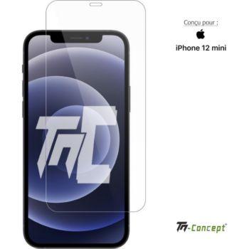 Tm Concept Verre trempé pour Apple iPhone 12 Mini