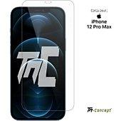 Protège écran Tm Concept Verre trempé - Apple iPhone 12 Pro Max