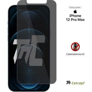 Tm Concept Verre trempé teinté - iPhone 12 Pro Max