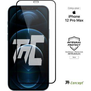 Tm Concept Verre trempé intégral iPhone 12 Pro Max