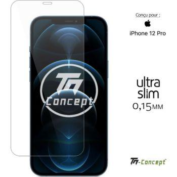 Tm Concept Verre trempé 0,15mm Apple iPhone 12 Pro