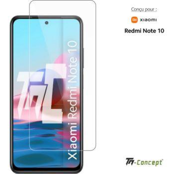 Tm Concept Verre trempé pour Xiaomi Redmi Note 10
