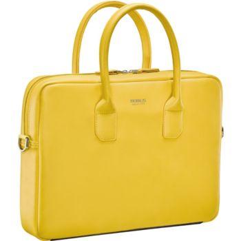 Mobilis Origine Briefcase 14-16'' - Yellow