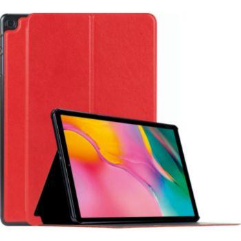Mobilis Etui Galaxy Tab A 2019 10.1 pouces Rouge