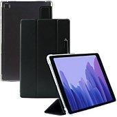 Coque Mobilis Etui Galaxy Tab A7 10.4 Transparent/Noir