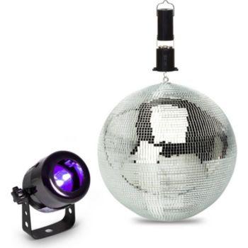Expelec Pack lumière débutant Projecteur à LED U