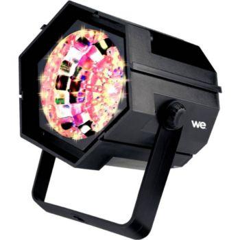 WE Nirvana - Stroboscope à LED multicolore