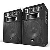 Enceinte sono Boomtonedj Paire d'enceinte Sono BOOMTONE DJ BM12 -