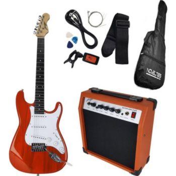 Johnny Brooks Kit Guitare électrique + Amplificateur 1