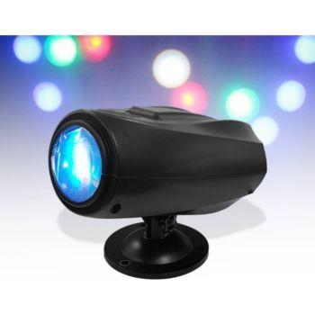 Hq Power Projecteur à LED Multicolores - Plug & P