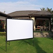Ecran de projection Gear4home Portable 77''