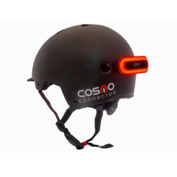 Cosmo Connected Helmet Urban Noir L/XL