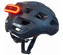 Casque Cosmo Connected  Helmet Road Gris L/XL