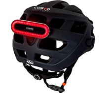 Casque Cosmo Connected  Helmet Road Noir S/M
