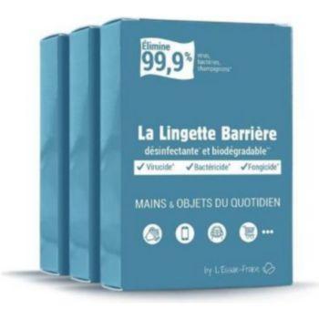 La Lingette BarriÈre 7 lingettes X3