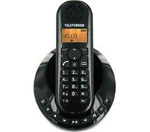 Téléphone sans fil Telefunken Peps TB 251 Noir