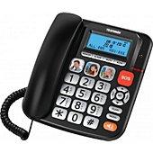 Téléphone filaire Telefunken Téléphone SENIOR TELEFUNKEN TF 801 COSI