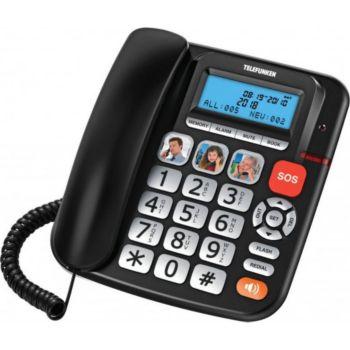 Telefunken Téléphone SENIOR TELEFUNKEN TF 801 COSI