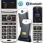 Téléphone portable Mobiho Le clap élégant 2 en 3g