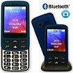 Téléphone portable Mobiho Le zip elegant bleu 3G