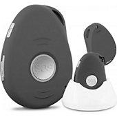 Téléphone portable Mobiho Le Basic Sympa 2 Noir - hyper simplifié
