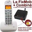 Téléphone portable Mobiho FIXMOB 68B