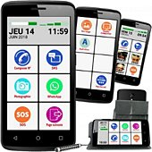 Smartphone Mobiho Le smart initial 5 pouces