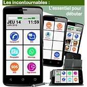 Smartphone Mobiho Le smart initial 5,5 pouces
