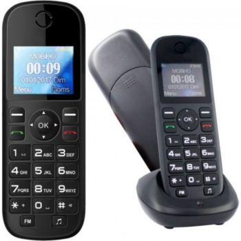Mobiho Le Classic Mega téléphone senior